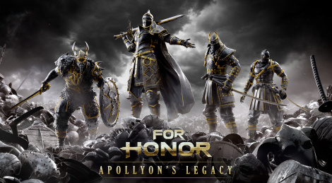For Honor gets Apollyon's Legacy Event