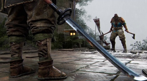 For Honor showcases new heroes