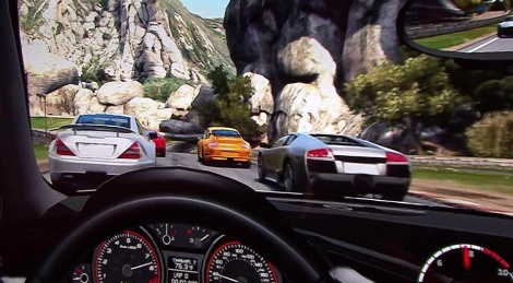 Forza 3 exclusive video and images