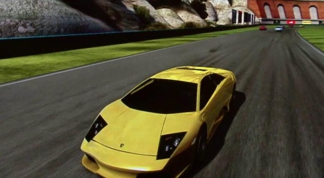 Forza 3: Sixty images per second