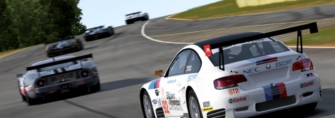 Forza 4: American Le Mans Series