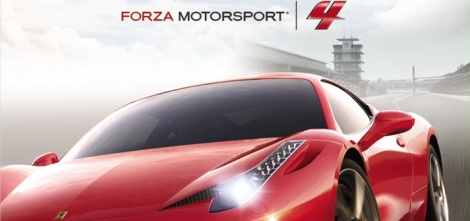 Forza 4 and its bonus cars