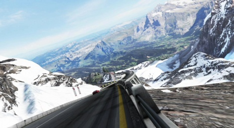 Forza 4: Bernese Alps making-of