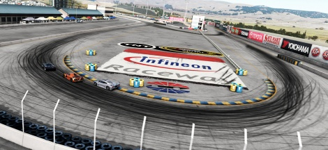 Forza 4: Infineon Track Announcement