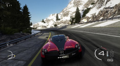 Forza 5 Gameplay video