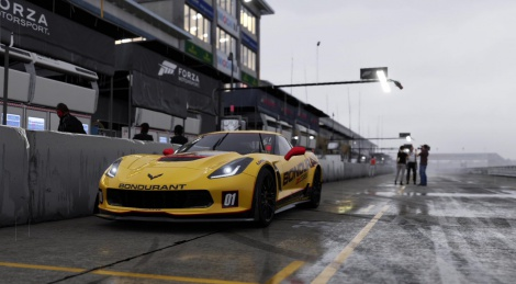Forza 6 demo: videos from the Rivals mode