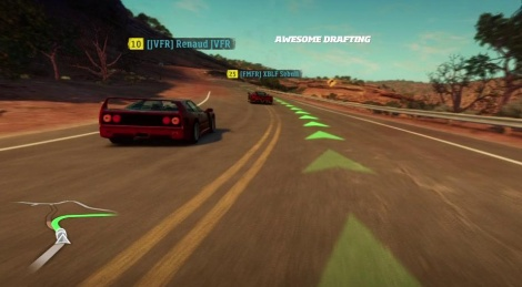 Forza Horizon: Free roaming multi