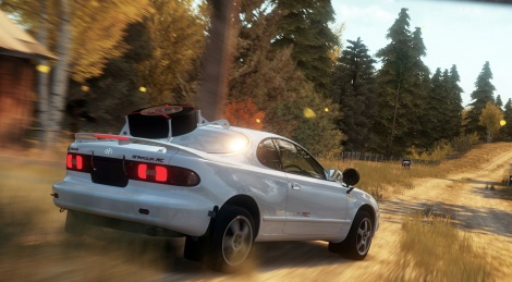 Forza Horizon : Rally Expansion Pack