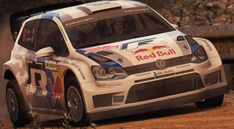Four more for WRC 4