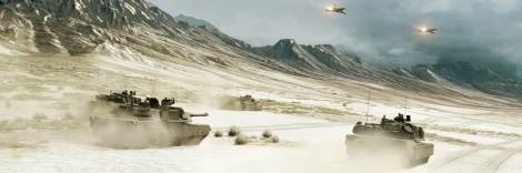 Four New Screens from Battlefield 3