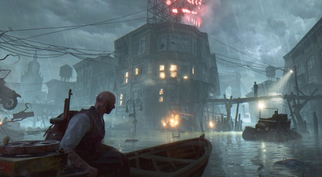 Frogwares reveals The Sinking City