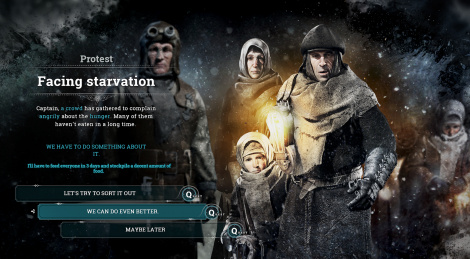 Frostpunk: Gameplay Trailer