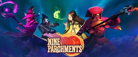 Frozenbyte reveals Nine Parchments