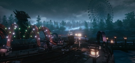 Funcom reveals horror game The Park
