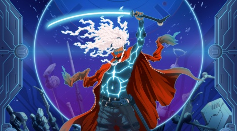 Furi: Full Boss Fight Gameplay