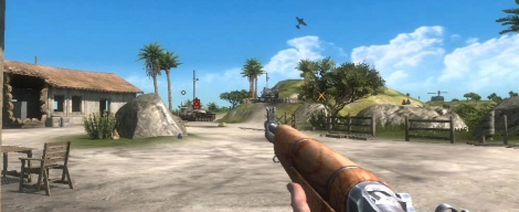 Gameplay of Battlefield 1943