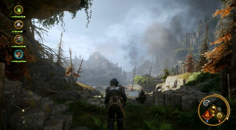 Gameplay of Dragon Age: Inquisition