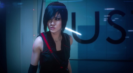 Gameplay of Mirror's Edge: Catalyst