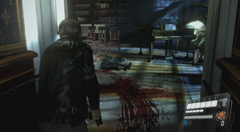 Gameplay of Resident Evil 6