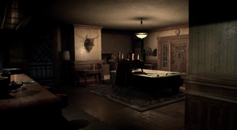 Gameplay of Resident Evil 7 biohazard