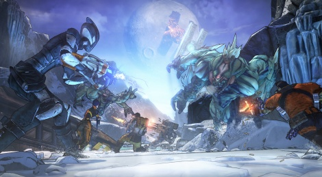 Gamersyde Preview : Borderlands 2