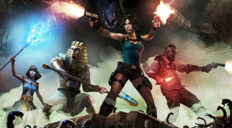 Gamersyde Preview : <br>Lara Croft and the Temple of Osiris