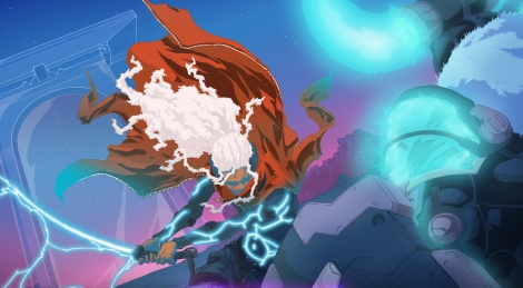 Gamersyde Preview : Furi