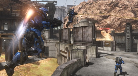 Gamersyde Preview : Halo Reach Beta
