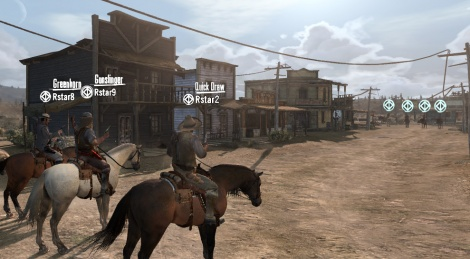 Gamersyde Preview : RDR multi