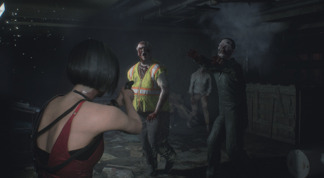 Gamersyde Preview : Resident Evil 2