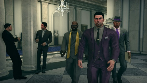 Gamersyde Preview : Saints Row 4