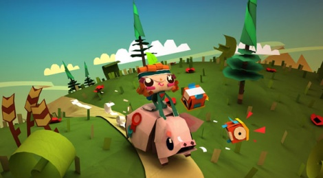 Gamersyde Preview : Tearaway