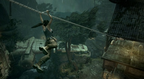 Gamersyde Preview : Tomb Raider