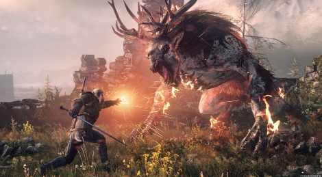 Gamersyde Preview : Witcher 3