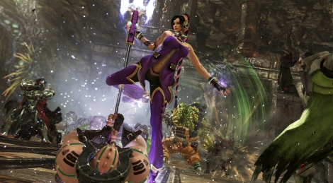 Gamersyde Review : Anarchy Reigns