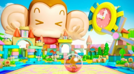 Gamersyde Review : <br>Super Monkey ball : Banana Splitz