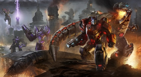 Gamersyde Review : <br>Transformers : La Chute de Cybertron