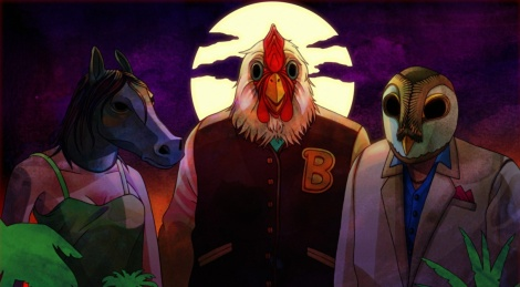 Gamersyde Review : Hotline Miami