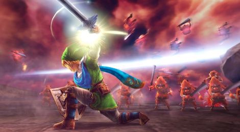Gamersyde Review : Hyrule Warriors