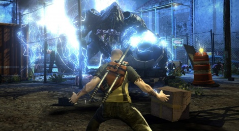 Gamersyde Review : InFamous 2