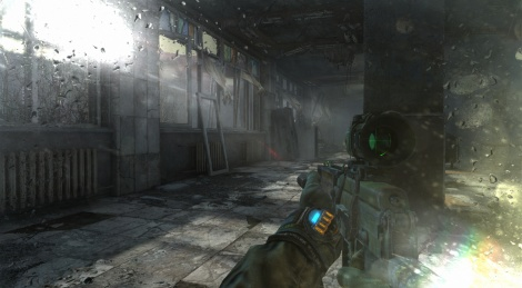 Gamersyde Review : Metro : Last Light