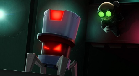 Gamersyde Review : Stealth Inc