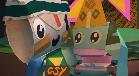 Gamersyde Review : Tearaway