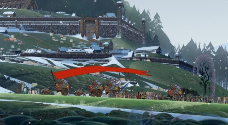 Gamersyde Review : The Banner Saga