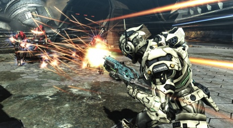 Gamersyde Review: Vanquish