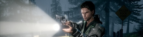 GamesCom: Alan Wake images