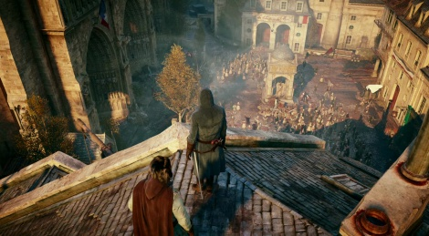 GC: 11 min. of Assassin's Creed Unity
