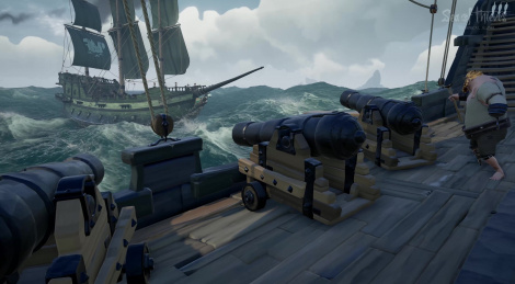 GC: 4K gameplay of Sea of Thieves