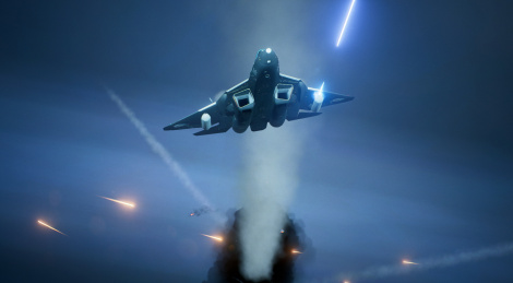 GC: Ace Combat 7 trailer and date