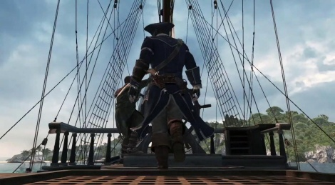 GC: ACIII battles on the high seas